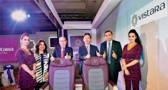 Meet Vistara's management team