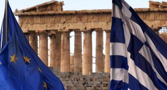 Greece faces recession warning as bailout talks set to open