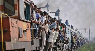 How Indian Railways fools India