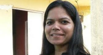 Vandana Maurya quit a good job to work in remote villages