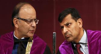 Jaitley to Rajan: It's your turn now