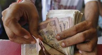 Rupee retraces 2-week low of 66.82 vs dollar