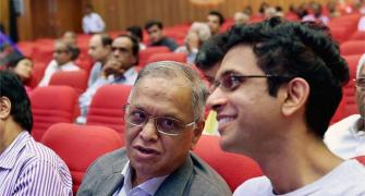 Rohan Murty, the master of many trades