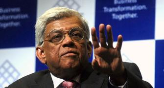 40 years ago and now: Deepak Parekh is still doing things right