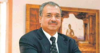Dilip Shanghvi's X factor shows up in different ways