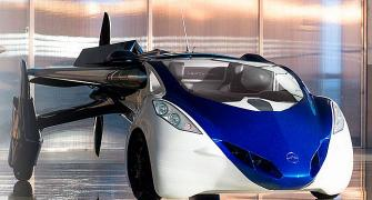 First flying car to go on sale in 2017
