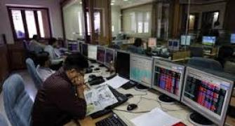 Sensex rises, Nifty ends at record high; RIL shares rally