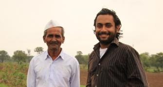 IIM grad Shuvajit Payne gave up a cushy job to work in rural India