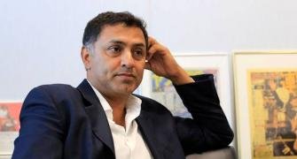 Why investors are angry with SoftBank star Nikesh Arora