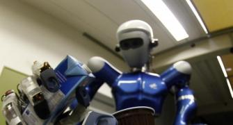 A robot changes the way a bank hires staff!
