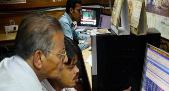 Sensex, Nifty rise on positive Wall Street cues; bluechips rule