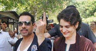 How Robert Vadra's firm reaped a fortune with DLF deal