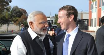 A tough battle for Zuckerberg to offer free Internet to India's poor