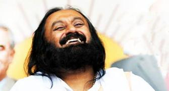 Why Sri Sri is laughing all the way to the bank