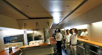 Onboard the stunning superfast Talgo trains