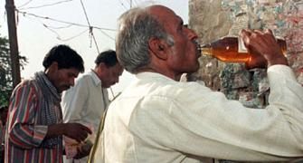 Lockdown has also hit liquor manufacturers