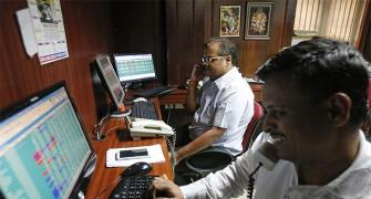Sensex rallies 272 points on gains in auto, IT stocks
