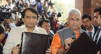 Railways to save Rs 10,000 cr after budget merger