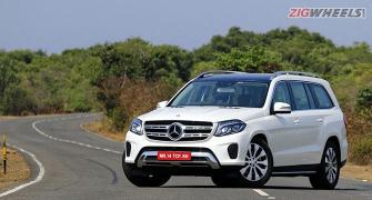 Mercedes-Benz GLS to face stiff competition from Audi and Volvo