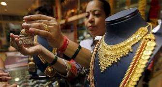 'Gold has vanished from the system'