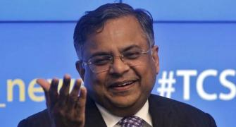 TCS chief on the challenges facing the company