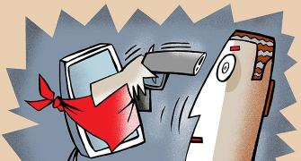 India Inc still reeling under the menace of data theft
