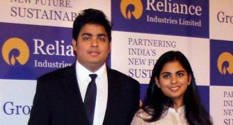 Reliance's new movers and shakers