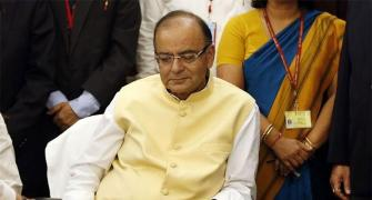 BJP pushes Jaitley to give tax relief in Budget