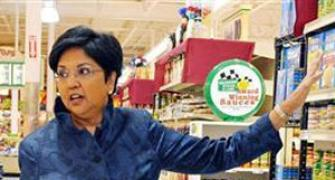PepsiCo's Nooyi 2nd most powerful woman in Fortune list