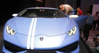 Rs 3.71 crore Lamborghini Huracan LP610-4 Avio is here!
