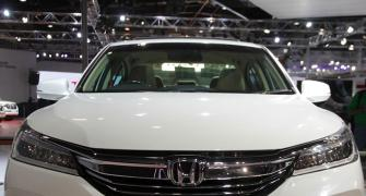 Rs 40 lakh Honda Accord Hybrid to launch in India on October 25