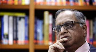 Stop using H1-B visas: Murthy's advice to Indian IT cos