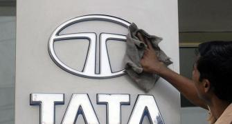 A robot gives Tata Motors reasons to smile