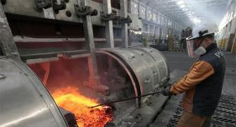 How things improved for steel, cement cos in May