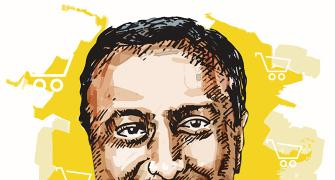 The man Flipkart is banking on