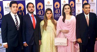 Ambanis are Asia's richest family