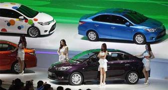 Ten models drive into India's elite cars' list
