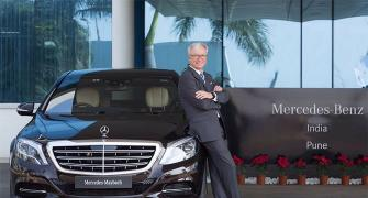 Want to buy your dream Mercedes? Just wait for GST to kick in