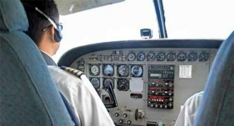Airline pilots, moles and motor cars!