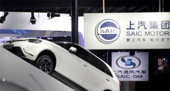 GM's Chinese JV Partner SAIC to enter India with MG brand