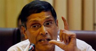 GDP growth overestimated by 2.5%: Arvind Subramanian