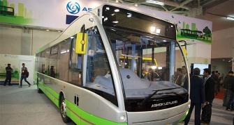 Ashok Leyland has 3-pronged plan for electric buses
