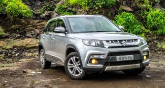 Maruti Vitara Brezza comes with some really useful features