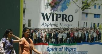 Wipro Q2 profit up by 17% to Rs 2,930.6 cr