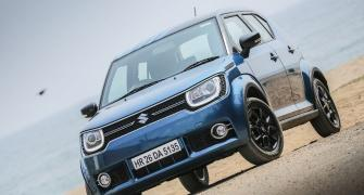 Maruti Ignis looks quirky and offers a distinct experience