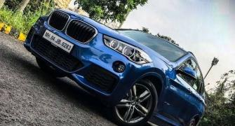 BMW X1 is a good package overall