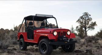 US judge finds Mahindra Roxor violates Jeep's design