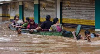 How banks in Kerala are helping the flood victims