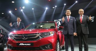 Get ready for the all-new Honda Amaze!