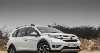 Honda BR-V's ride quality is mature
